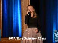 Rose Choinière